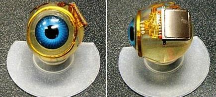 Olho biônico devolve visão a homem com degeneração macular
