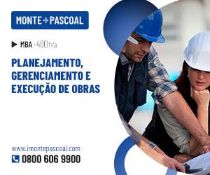 """Publicidade: Planejamento de Obras e Gerenciamento de Obras """"Dupla Certificação"""""""