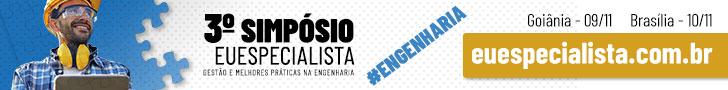 Publicidade: 3º SIMPÓSIO EU ESPECIALISTA ENGENHARIA