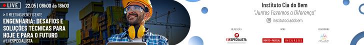 Publicidade: Meeting Engenharia: Desafios e Soluções Técnicas Para Hoje e Para o Futuro
